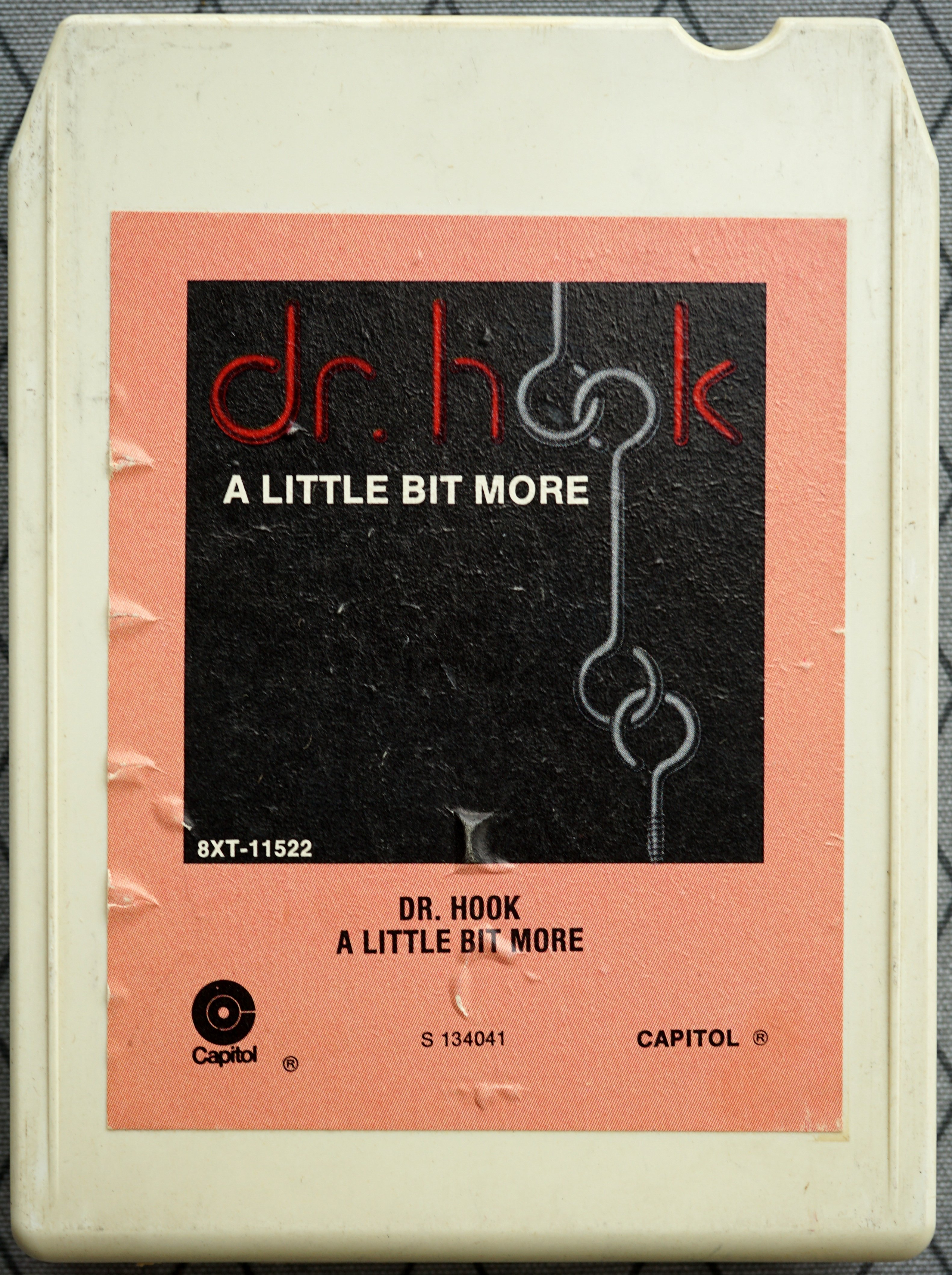 8 track - ALittle Bit More - US 1976