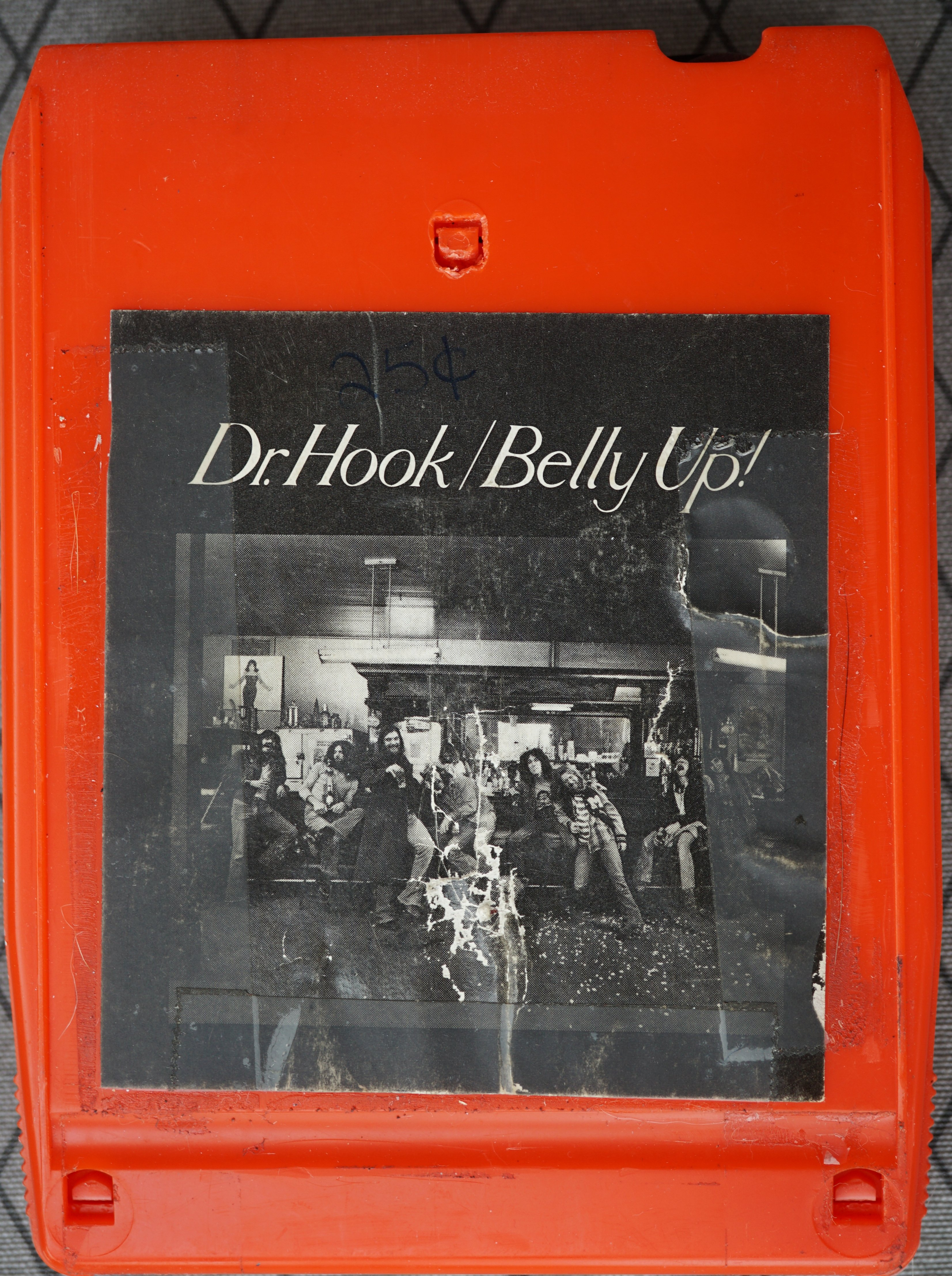 8 track - Belly Up - US 1973