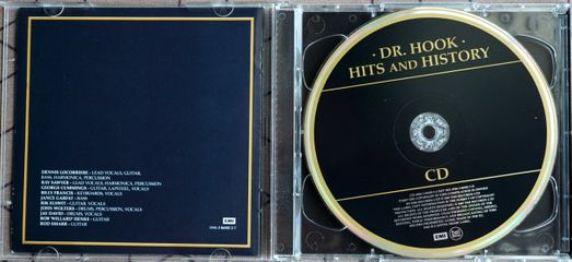 CD DVD - EMI - Dr Hook Hits and History - EU - 2007 - 3