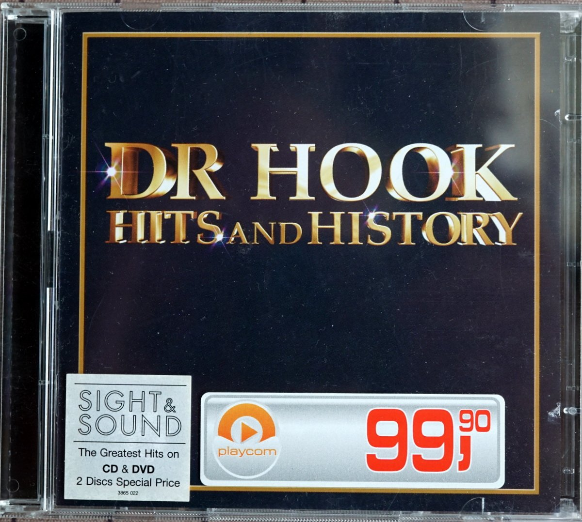 CD DVD - EMI - Dr Hook Hits and History - EU - 2007