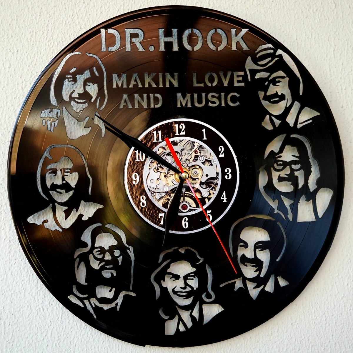 Clock - Dr Hook - Making Love and Music - 2019