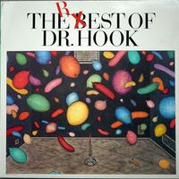 LP - 1C 064 2400781 - The B-Rest of Dr Hook - Germania - 1984