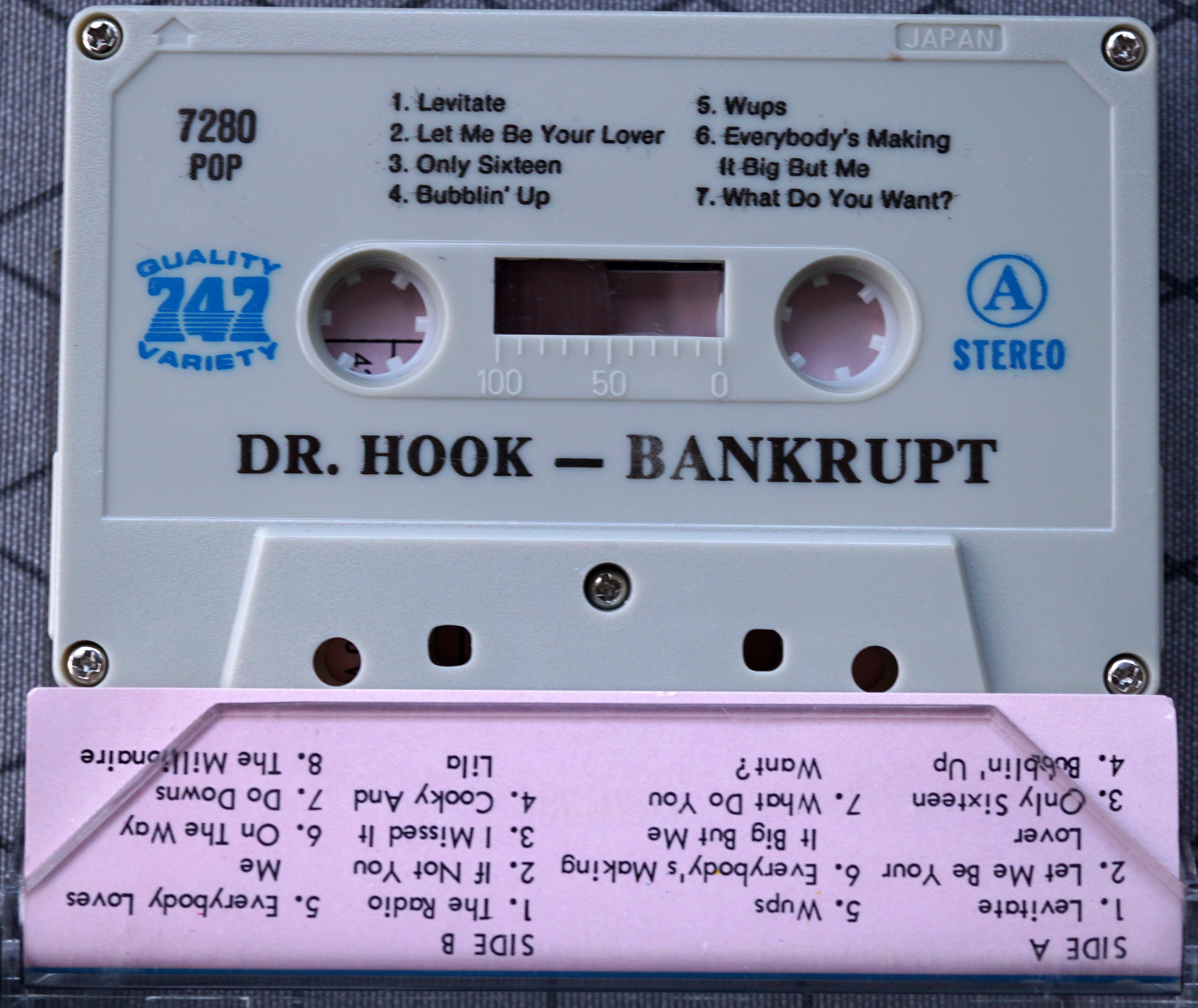 P - 747 POP 7280 - Bankrupt - 2