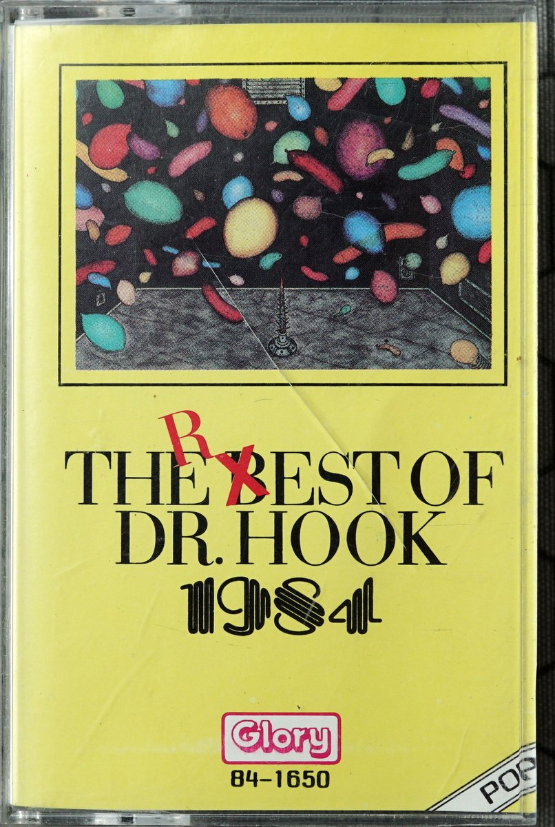 P - Glory 84-1650 - The R-Best of Dr Hook