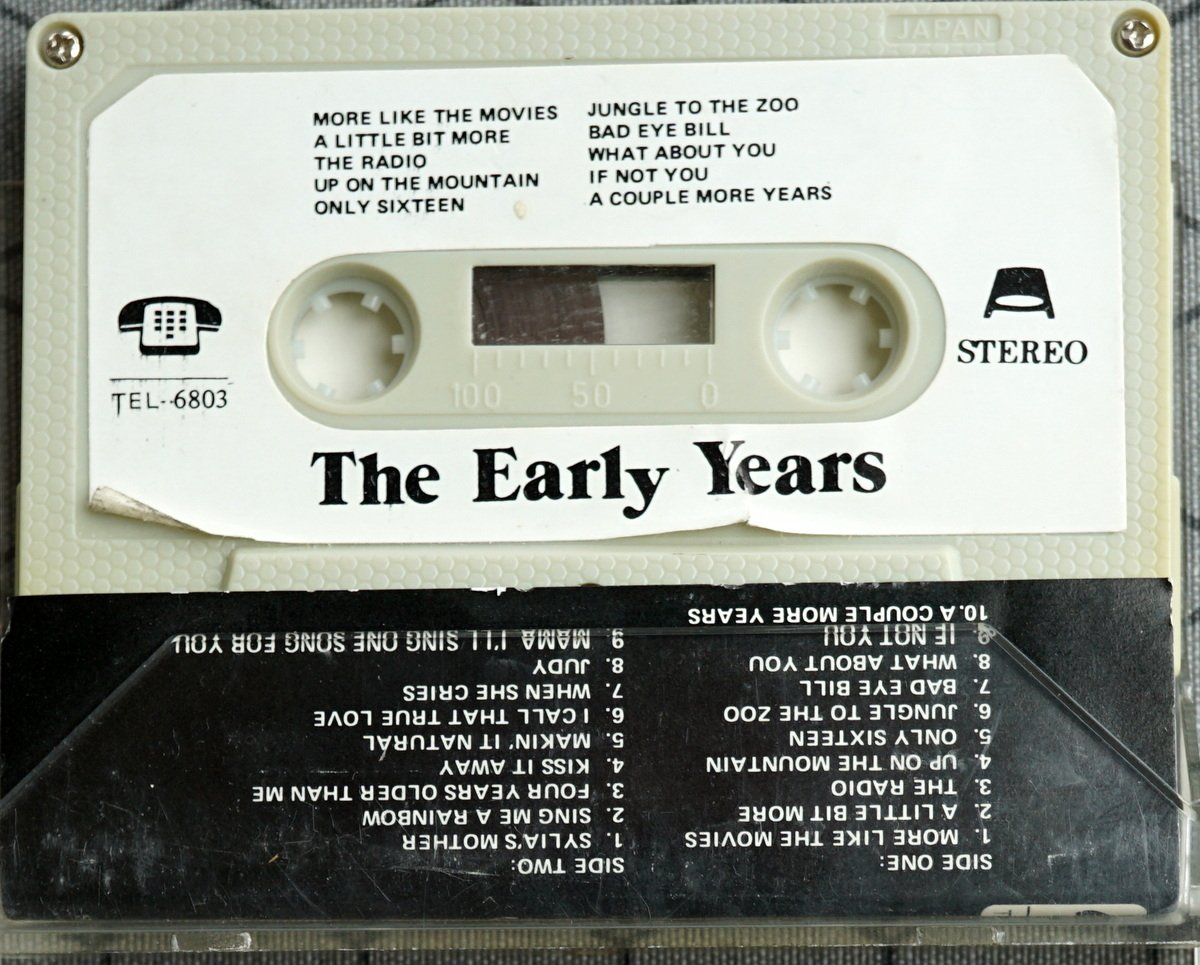 P - TEL 6800 - The Early Years - UKN - 2
