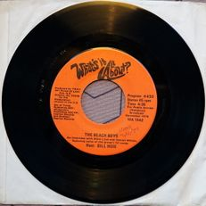 S Odd - MA1542 - Whats it all about - The Beach Boys - 1978 - US