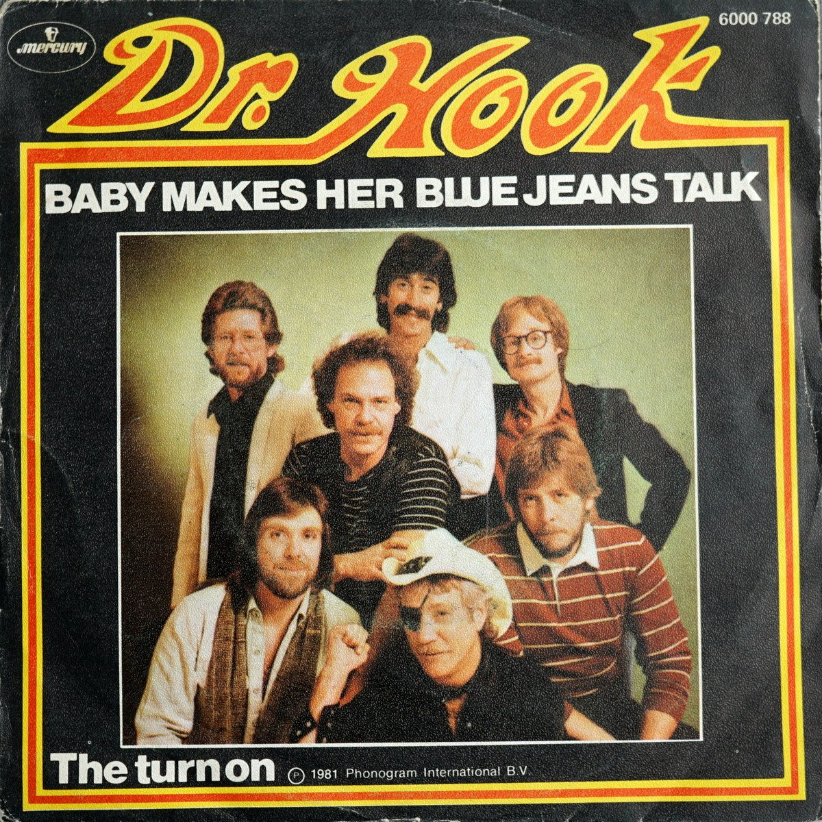 S PD A1 - 6000 788 - Baby Make Her Blue Jeans Talk - 1982 - ES