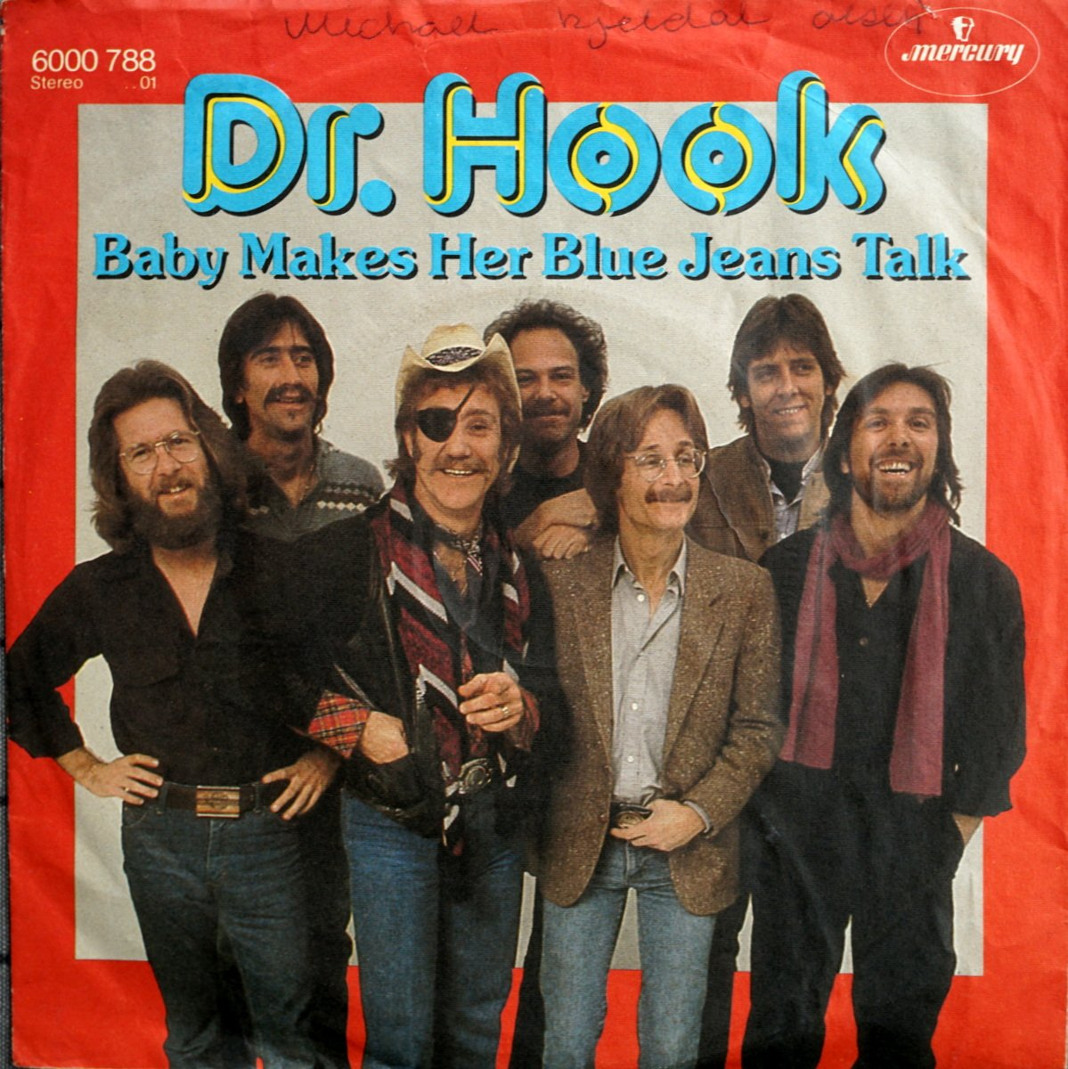 S PD A1 - 6000 788 - Baby Make Her Blue Jeans Talk - 1983 - DE