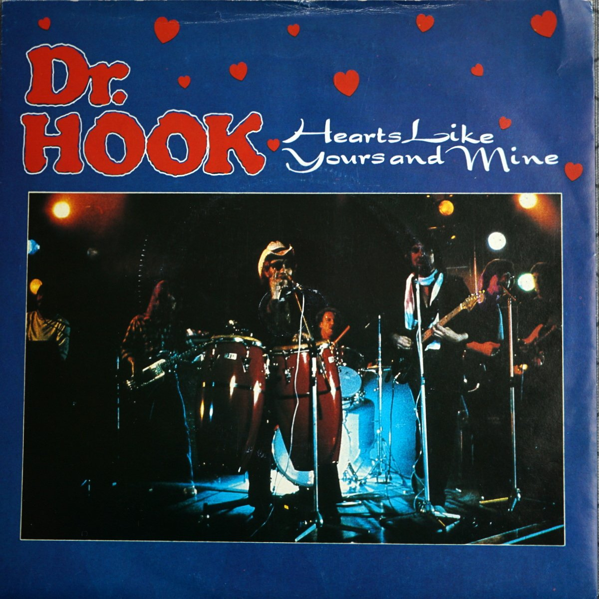 S PD B4 - MER84 - Hearts Like Yours and Mine - 1981 - UK