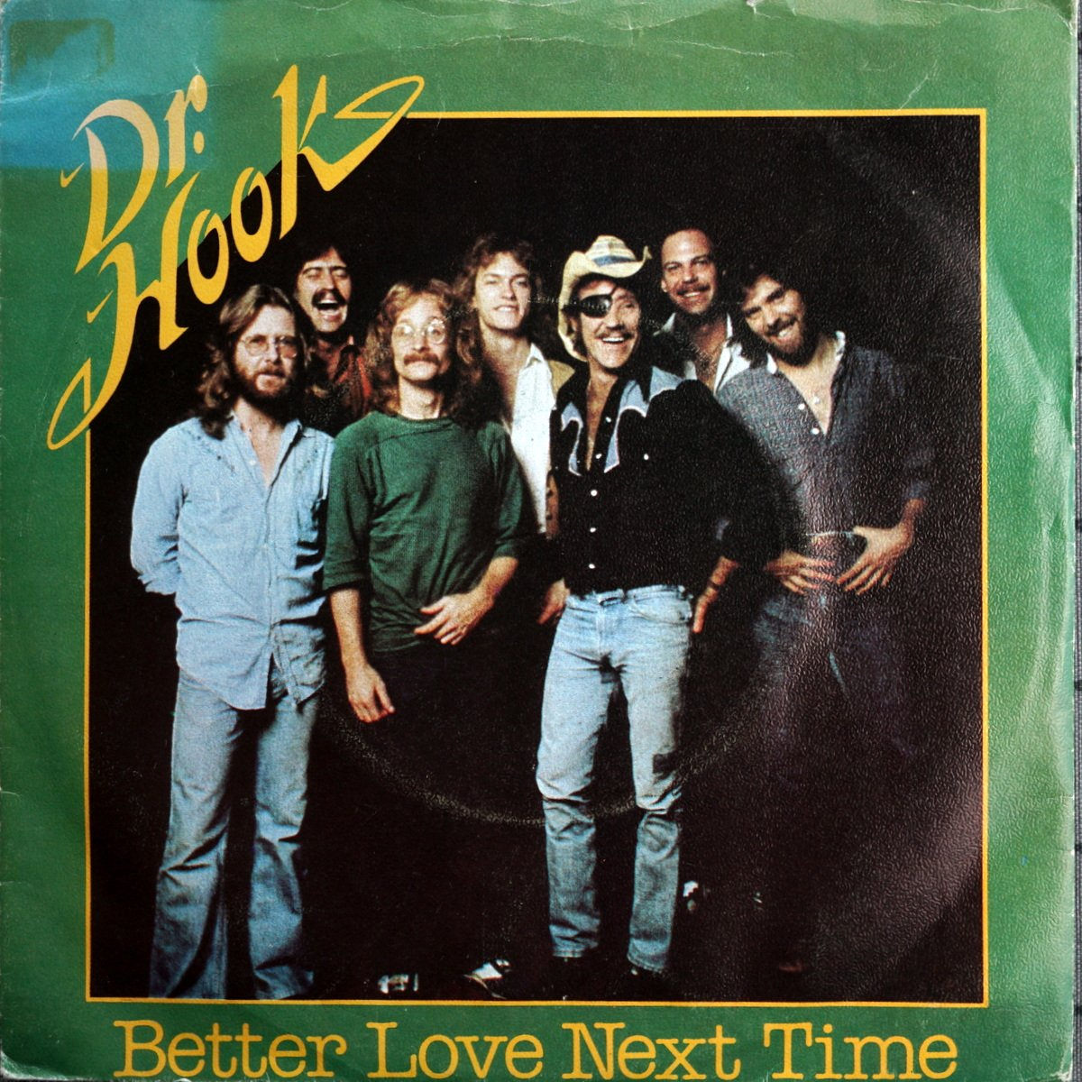 S SW A1 - 7C 006-86055 Green Cover - Better Love Next Time - 1979 - Sc