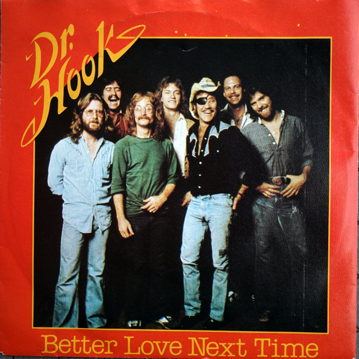 S SW A1 - 7C 006-86055 Red Cover - Better Love Next Time - 1979 - Scan