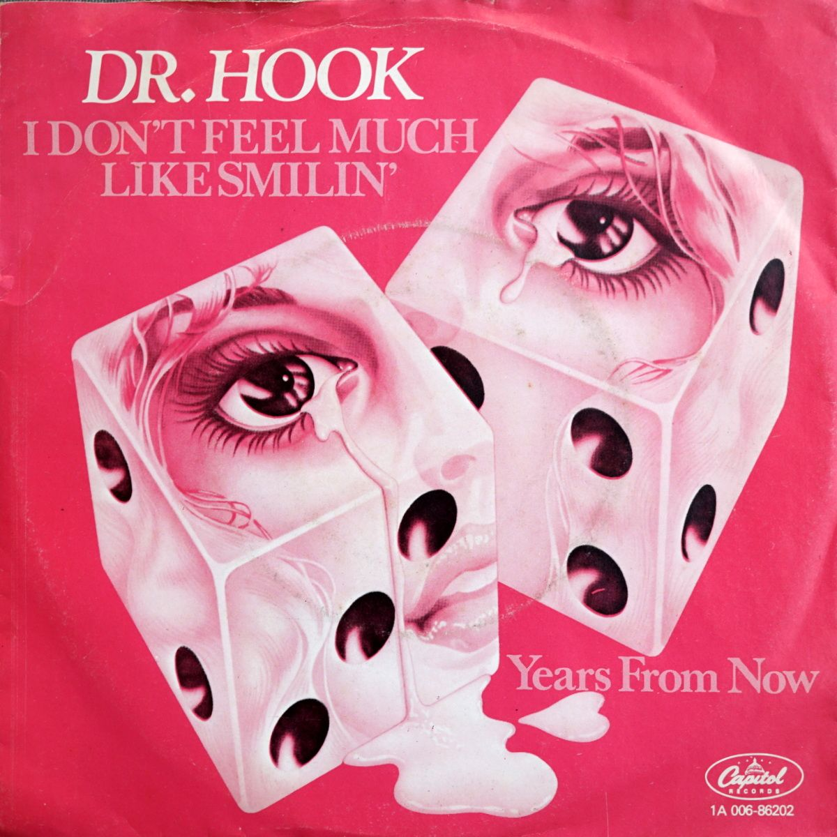 S SW B1 - 1A 006-86202 - I Dont Feel Much Like Smilin - 1979 - NL